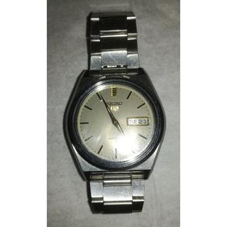 セイコー(SEIKO)のSEIKO 5 自動巻き 7009-876A メンズ 腕時計(腕時計(アナログ))