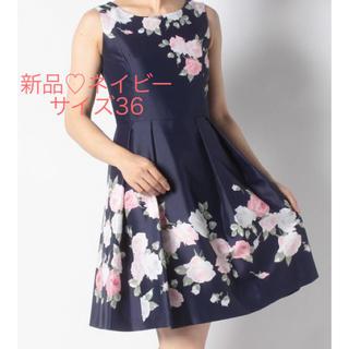 LAISSE PASSE - 新品♡LAISSE PASSE 定価26,400円 ドレス サイズ36、38