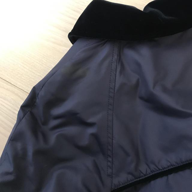 familiar(ファミリア)のファミリア オーバーコート 120センチ キッズ/ベビー/マタニティのキッズ服女の子用(90cm~)(コート)の商品写真