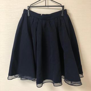 JILLSTUART - JILLSTUART スカート 紺
