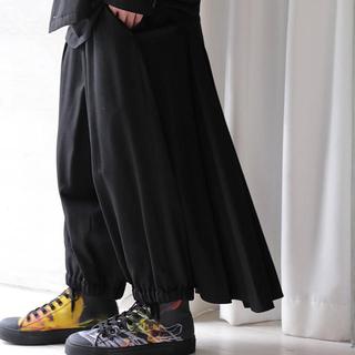 Yohji Yamamoto - 19ss カラスパンツ(キュプラ)