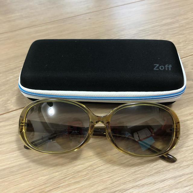 Zoff(ゾフ)のサングラス レディースのファッション小物(サングラス/メガネ)の商品写真