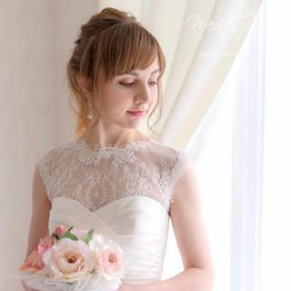 結婚式 ウエディング ボレロ