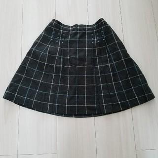 familiar - ファミリア スカート 130センチ