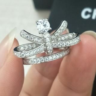 シャネル(CHANEL)の超美品Chanelシャネル リング 指輪 レディース(リング(指輪))