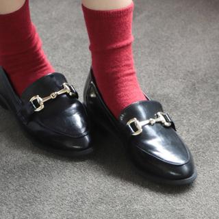 大きいサイズ👞セスト ローファー 25.5  zara 39 40 (ローファー/革靴)