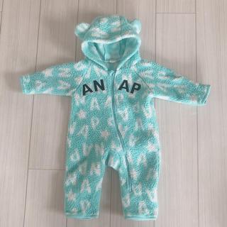 アナップキッズ(ANAP Kids)のANAP コート カバーオール(カバーオール)