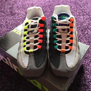 Nike air max 95 greedy 28cm us10(スニーカー)