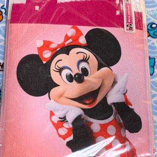 Disney - ディズニー ミニー ディジー ロングタオル TDR TDL TDS