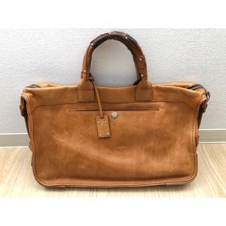 エルゴポック(HERGOPOCH)のエルゴポック レザーブリーフケース(日本製)(ビジネスバッグ)