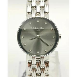 クリスチャンディオール(Christian Dior)のChristian Dior  D44-120  バギラ 12P  時計(腕時計)