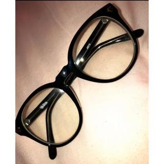 ピンクラテ(PINK-latte)のメガネ ファッションメガネ(サングラス/メガネ)