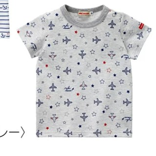 mikihouse - MIKIHOUSE ミキハウス Tシャツ 80 男の子 半袖