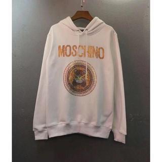 モスキーノ(MOSCHINO)のMOSCHINO パーカー 男女兼用(パーカー)