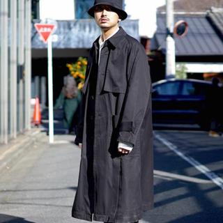 KAIKO SINGLE TRENCH COAT 限定値下げ