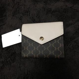しまむら - 新品 しまむら セリーヌ風 ミニ財布