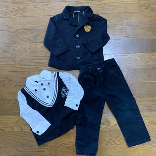 オールドネイビー(Old Navy)の80サイズ セレモニースーツ(セレモニードレス/スーツ)
