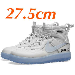 ナイキ(NIKE)の27.5cm WHITE AIR FORCE 1 WTR GORE-TEX(スニーカー)