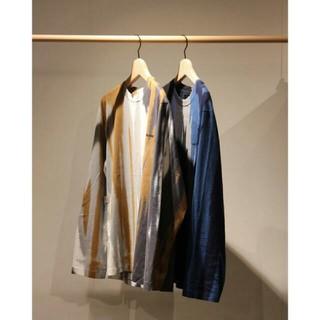 サンシー(SUNSEA)のsunsea 希少 ロンT サイズ3(Tシャツ/カットソー(七分/長袖))