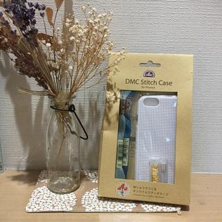 ミナペルホネン(mina perhonen)のSALE送料込み✳︎DMC iPhone ケース 刺繍キット✳︎ミナペルホネン (スマホケース)