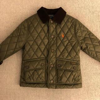 ポロラルフローレン(POLO RALPH LAUREN)のラルフローレン☆キルティングジャケットコート(コート)