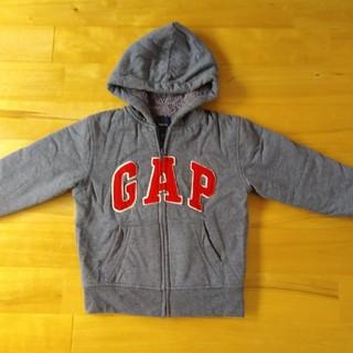 ギャップキッズ(GAP Kids)の【110】GAP 裏ボアパーカー(ジャケット/上着)
