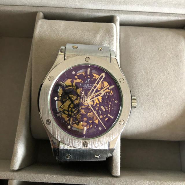 オメガ シーマスター 007 スーパーコピー時計 - HUBLOT - いんが様専用 HUBLOT ジャンク品の通販 by K&M-14's shop