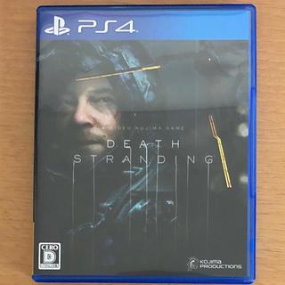 PlayStation4 - DEATH STRANDING(デス・ストランディング) デスストランディング