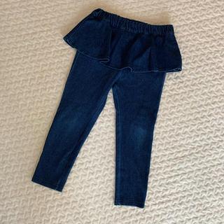 mou jon jon - ムージョンジョン スカート付きパンツ