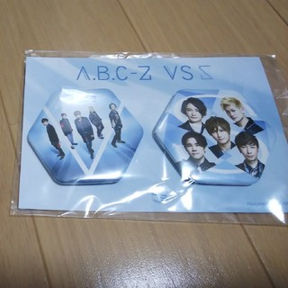 A.B.C.-Z - A.B.C-Z 缶バッジ