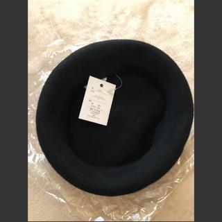 GRL - タグ付新品未使用 ベレー帽 ブラック