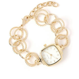 ニコアンド(niko and...)の新品 ニコアンド  ブレスレット 腕時計(腕時計)