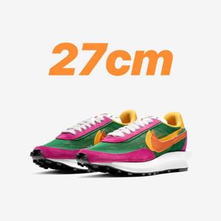 sacai - Nike LD Waffle sacai Pine Green 27cm