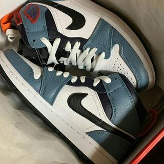 Facetasm × Nike Air Jordan 1 Mid Fearles