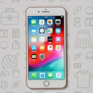 アイフォーン(iPhone)の【C】iPhone8 Plus/64/SIMフリー(スマートフォン本体)
