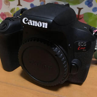 Canon - 【値下げ中】canon kiss x9i