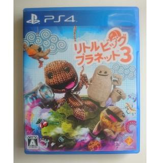 PlayStation4 - リトルビッグプラネット3 PS4
