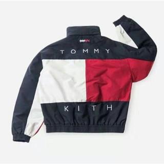 TOMMY HILFIGER - Kith X tommyhilfiger リバーシブル ブルゾン メンズ M