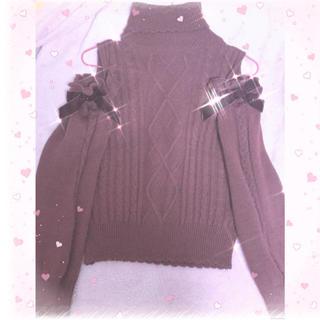 アクシーズファム(axes femme)の量産型 ニット (ニット/セーター)