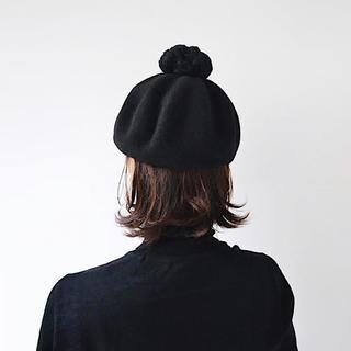 YAECA - 【美品】Pois E ベレー帽  MARY