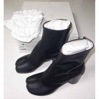 マルタンマルジェラ(Maison Martin Margiela)のマルジェラ maison margiela tabi 足袋ブーツ 38 19AW(ブーツ)
