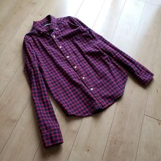 SHIPS - SHIPS メンズ チェックシャツ made in JAPAN