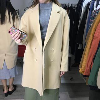 定価36000円+税 高級テーラードジャケット ベージュ