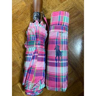 POLO RALPH LAUREN - POLO 折り畳み傘