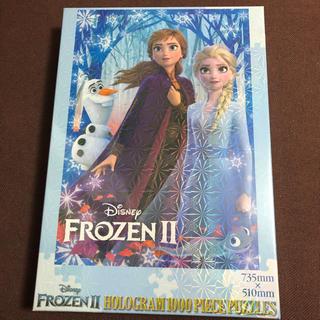 アナトユキノジョオウ(アナと雪の女王)のアナと雪の女王ホログラム1000ピースパズル(キャラクターグッズ)