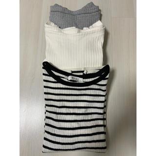 PLST - 【即購入可】PLST 長袖Tシャツ 3点セット