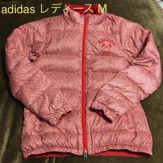 アディダス(adidas)のadidas ダウンコート レディースゴルフウェアー(ダウンコート)