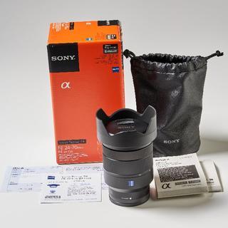 SONY - SONY標準ズームFE 24-70mm F4 SEL2470Z ZA OSS