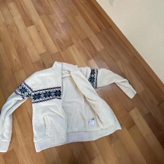 シマムラ(しまむら)の【まとめ売り!・超お得!】冬のあったかアイテム3点とチェックシャツ(ニット/セーター)