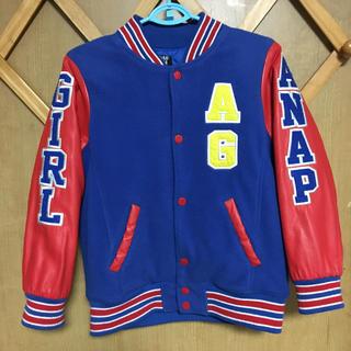 アナップ(ANAP)のANAPGIRL  スタジャン  Sサイズ  140〜150(ジャケット/上着)
